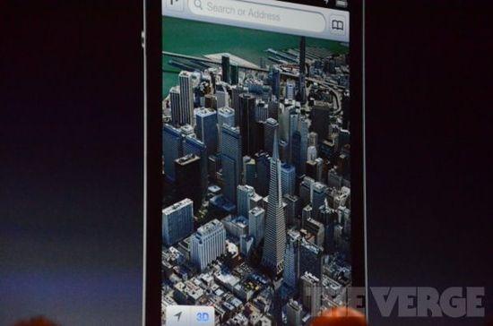 10大主要改进 苹果于WWDC2012发布iOS6系统