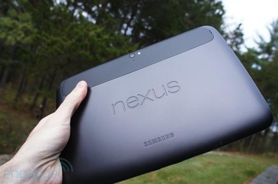 谷歌Nexus 10开箱!高分屏真的很给力