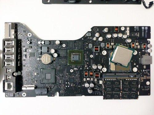 5mm内的世界 新iMac拆解曝光(组图)