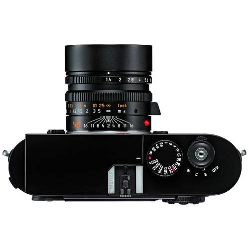 Leica M9 Black Body