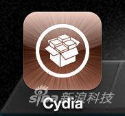 Cydia的出现意味着越狱成功!