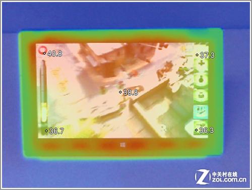 Surface Pro 散热