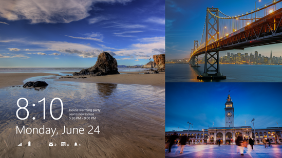 微软推出Windows 8.1预览版 六大新特性解析